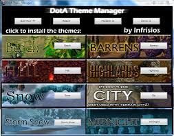 dota underground download dota theme manager v6