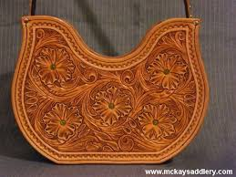 hand crafted leather purses