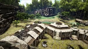 Ark Survival Base Designer Ark Survival Evolved Island Main Base Design Album On Imgur