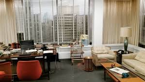 don draper office. Where Fans Can See Don Draper\u0027s Office Draper Hollywood Reporter