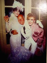 Duran Duran's Nick Rhodes and his cavity-inducing, bubblegum-colored  totally 80s wedding | Dangerous Minds