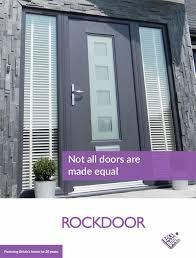 grey front doors for sale. rockdoor brochure grey front doors for sale