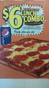 photo of little caesars pizza burnaby bc canada 6 lunch bo