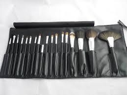 plete makeup brush set mac life style by modernstork