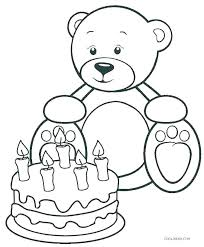 teddy bear coloring pages. Interesting Teddy Teddy Bear Coloring Pages Free Printable Polar Picnic  In Teddy Bear Coloring Pages C