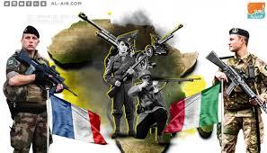 نتيجة بحث الصور عن الجيش الفرنسي في افريقيا