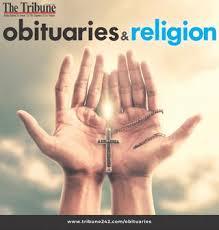 10292020 OBITUARIES by tribune242 - issuu