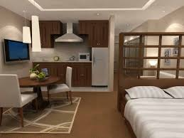 Small One Bedroom Apartment Designs One Bedroom Apartment Interior Design Interior Design For Small 1