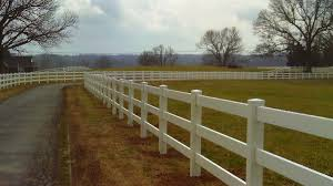 brown vinyl fence. 4 Or 3 Rail Ranch White Vinyl Fence | Horse Fencing Supply Online Brown