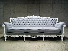 Vintage couch for sale Victorian Blue Vintage Couch Grey And White Antique Tufted Couch Mi Ideas Little Shorter In Length And Vintage Couch Boiaclub Vintage Couch Kids Toys Princess Furniture Set Cute Cartoon Dolls