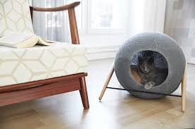 chic cat furniture. Perfect Cat Classy Furniture For Discerning Cat Mobilier Chic Pour Chat Exigeant In Chic Cat Furniture E