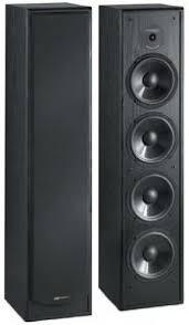 pioneer floor standing speakers. bic america dv64 tower floorstanding speaker pioneer floor standing speakers