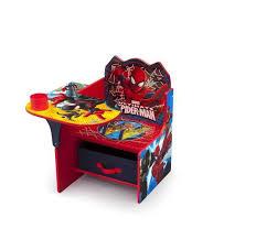 amazing marvel spider man children chair desk storage toddler toy bin