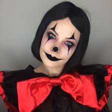 crazy clown makeup for by makeupartist411 costume makeup costumeideas