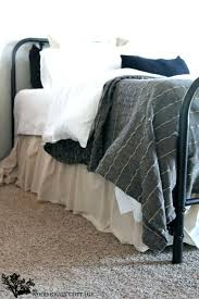 extra long bed skirt. Modren Extra Extra Long Bed Skirts For Raised Beds Skirt Famous Wonderful Captures Add Inside Long Bed Skirt R