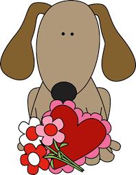 valentine s day clip art for kids. Simple Art Valentineu0027s Day Dog And Valentine S Clip Art For Kids