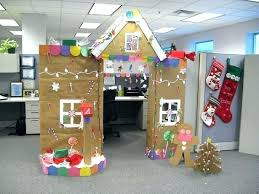 christmas decorating themes office. Cubicle Decoration Christmas Decorating Themes Office