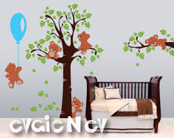 teddy bears pink bear wall stickers art mural children kids nursery baby best free home design idea inspiration on teddy bear wall art for nursery with nursery etsy elephant nursery decor pinterest elephant