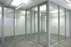 modular office partition walls offer