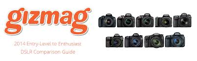 Gizmags Complete Dslr Comparison Guide Indie Shooterindie