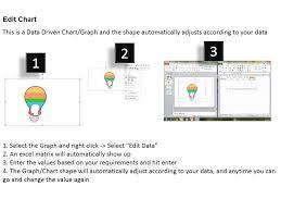0414 Best Business Idea Bar Chart Powerpoint Graph