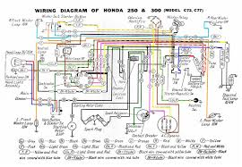wiring diagram honda cb wiring diagrams and schematics honda rebel 250 wiring diagram light nilza