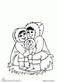 Kleurplaten Eskimo Kleurplaten Kleurplaatnl