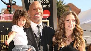 Dwayne Johnson The Rock Wife Daughter Ethnicity Parents Is He