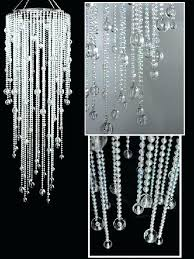 crystal bead chandelier beads and crystals latest glass chandelier beads crystal wedding decorations clear