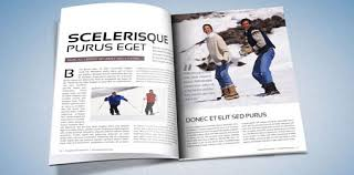 Indesign Magazine Templates Exclusive Adobe Indesign Magazine Template Free Download
