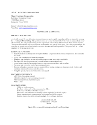 Sample Account Manager Cover Letter Najmlaemah Com