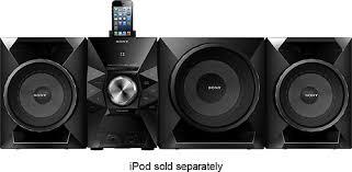 sony home stereo. sony - 700w stereo system home