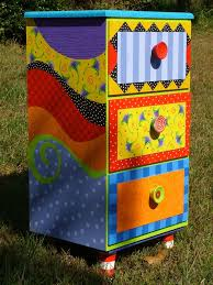 painted kids furniture. modren furniture living colorpainted dresser or night stand to painted kids furniture