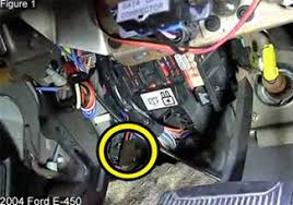 brake controller installation on a ford full size van com ford wiring harness