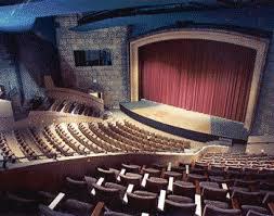 El Portal Theater Seating Chart El Portal Theatre Mainstage Theatre