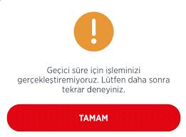 ZİRAT BANKASI MOBİL UYGULAMASI ÇÖKTÜ!
