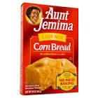 aunt jemima cornbread