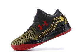 under armour basketball shoes stephen curry. discount mens under armour ua stephen curry two low black/gold basketball shoes | no w