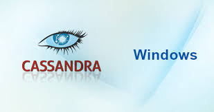 apache cassandra logo. how to open cqlsh of cassandra installed on windows apache logo