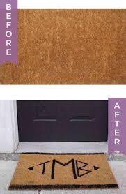 109 best Craft Day Doormats images on Pinterest   Door rugs ...