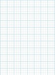 Graph Paper With Letter Page Size Light Blue Line Color