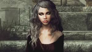 Skyrim Hair Style Mod ks hairdos renewal at skyrim nexus mods and munity 2043 by wearticles.com
