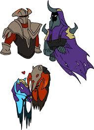 dota 2 abaddon and chaos knight by dragon flash on deviantart