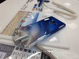check out this polaris blue grant galaxy s9