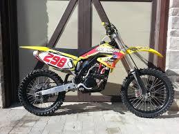 Suzuki Rmz 250 2005 Suzuki Rmz250 Kyriazis29839s Bike Check Vital Mx