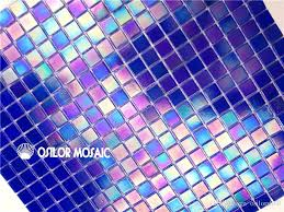 iridescent mosaic tiles deep blue iridescent color glass mosaic tile for bathroom and kitchen wall tile iridescent mosaic tiles iridescent glass