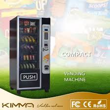 Compact Combination Vending Machine Inspiration China Floorstanding Combo Vending Machine Operated By MdbDex