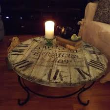 This is a video of my first coffee table made with pallet wood from scratch. A Wood Pallet Crafted Clock Coffee Table Hometalk