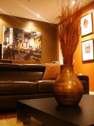 Orange Accessories Living Room Orange And Brown Living Room Yes Yes Go