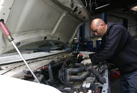 service center san jose air conditioning service industry certified automotive technician jose performing a valuable 60k manufacture recommended service